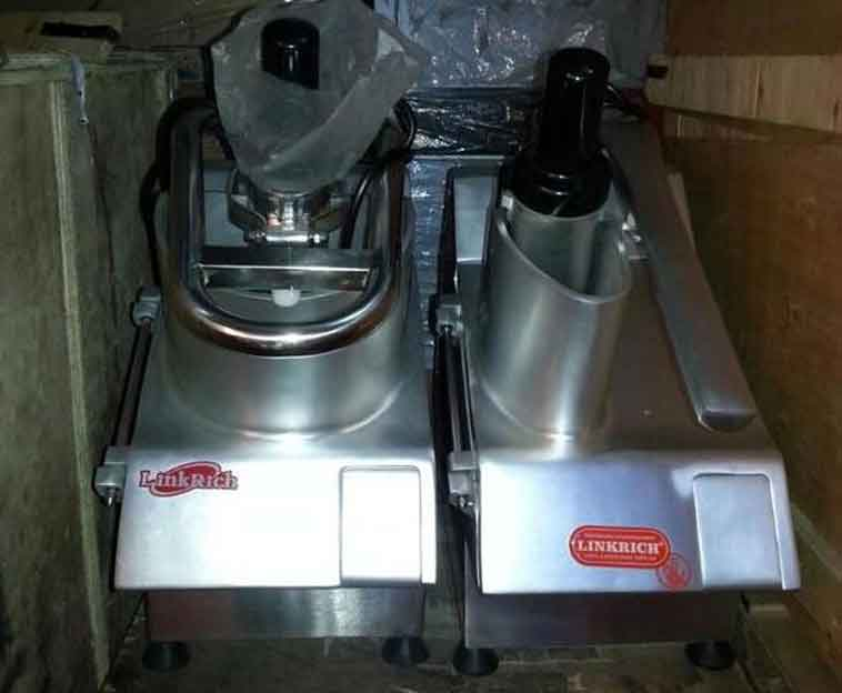 Plantain Slicing Machine for Plantain Chips Production