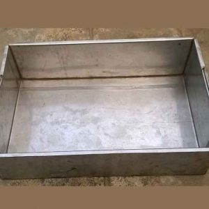 Deep fryer tank