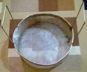Round Fryer Basket