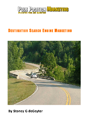 Destination Search Engine