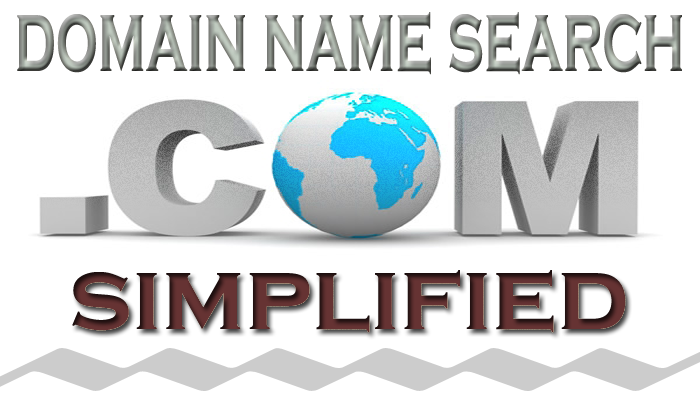 Keyword rich domain name