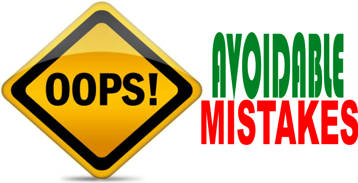10 Avoidable Mistakes to Increase Blog Traffic