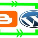 import blogger to wordpress