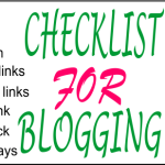 Blog Post Checklist for Creating Outstanding Content that Rocks