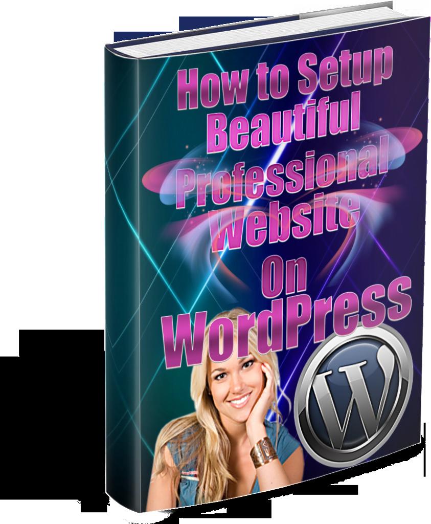 WordPress Website Design eBook