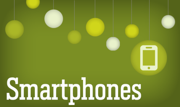 Global Smartphone Sales That Stimulate Mobile Website- Infographic