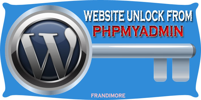 How to Reset WordPress Password from PhpMyAdmin